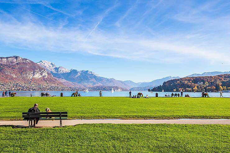 Lac d'Annecy : l'endroit rêvé pour vivre ?